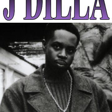 J DILLA // JAY DEE // PURP DONUTS // KING OF BEATS // R.I.P. by charlierain