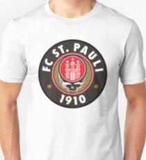 Sankt Pauli Deadhead Unisex T-Shirt