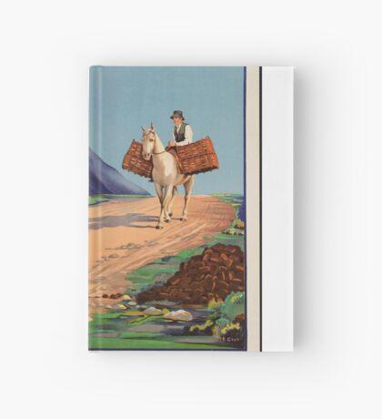 Rys Poland Vintage Travel Advertisement Art Poster Hardcover Journal