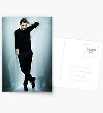 Benedict Cumberbatch - Poster & Iphone Case Postcards