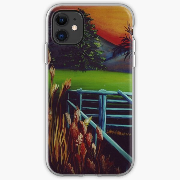 Magic Sunrise iPhone Soft Case