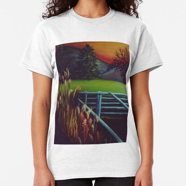 Magic Sunrise Classic T-Shirt