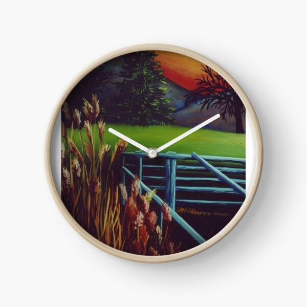 Magic Sunrise Clock