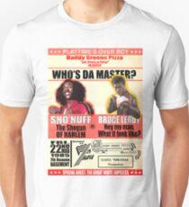 Sho'nuff vs Bruce Leroy Unisex T-Shirt
