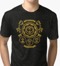 Kingdom Mosaic Tri-blend T-Shirt