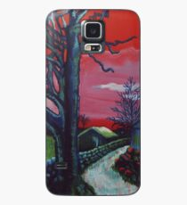 Mystic Grassland Case/Skin for Samsung Galaxy