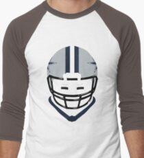 Dallas Cowboys Helmet Design  T-Shirt