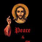♥Wishing You Peace & Joy♥  by Heather Friedman