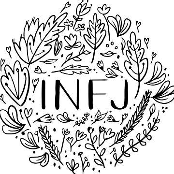 INFJ by krimons