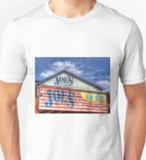 Joe`s To Go - HDR- Fremantle WA Unisex T-Shirt