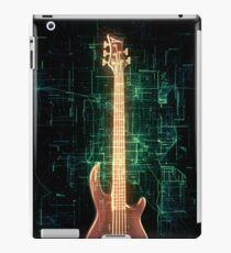 Bass guitar  iPad Case/Skin
