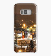 city nights Samsung Galaxy Case/Skin