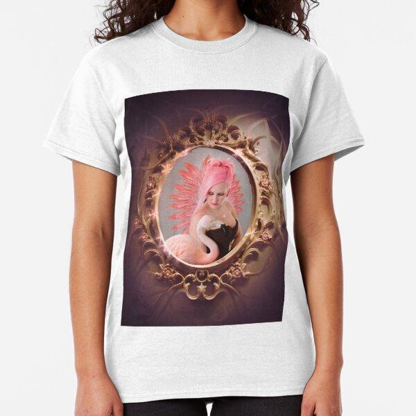 Flamingo T-shirt classique
