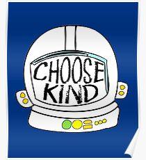 Choose Kindness #choosekind Poster