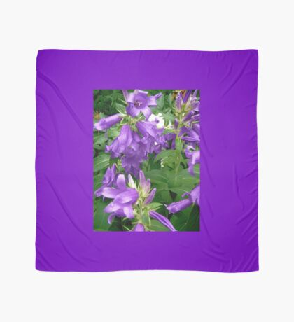 Purple flowers - All products Scarf