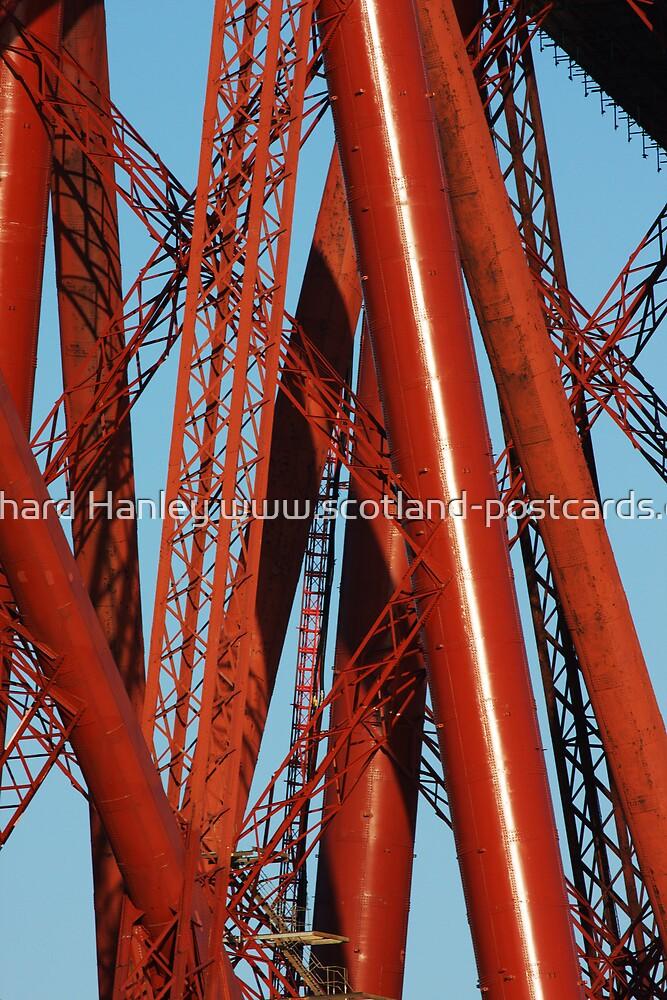 Red Bridge by Richard Hanley www.scotland-postcards.com