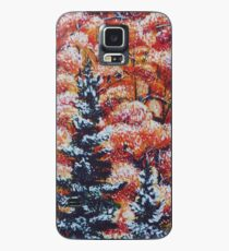 Harmony Between Fall and Winter Case/Skin for Samsung Galaxy