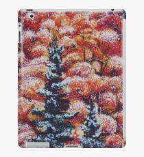 Harmony Between Fall and Winter iPad Case/Skin