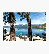 Crystal Bay Photographic Print