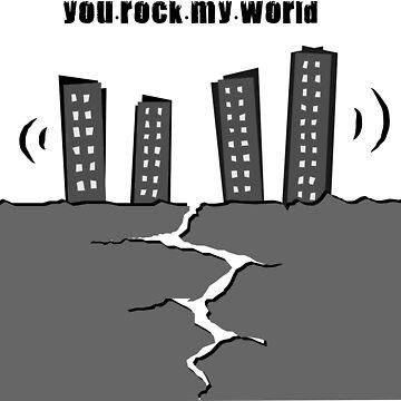 Rock My World by ilcdesignph