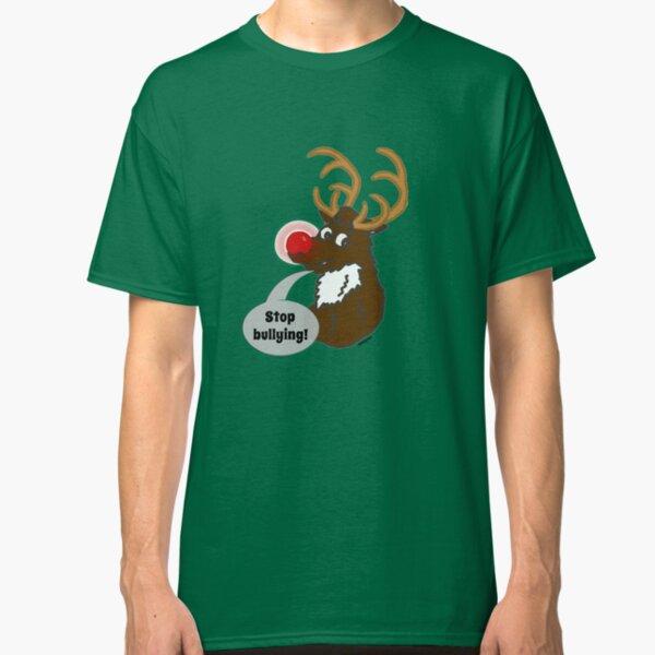 Reindeer Public Service Annoucement! Classic T-Shirt