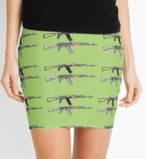 Minifalda Rifle de asalto AK