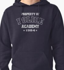 Police Academy Pullover Hoodie
