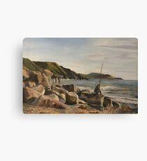 Glen Mooar, Isle of Man Canvas Print