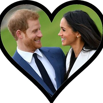 Prince Harry and Megan Markle by LeilaCCG