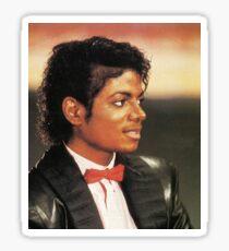 SUPREME MJ Sticker