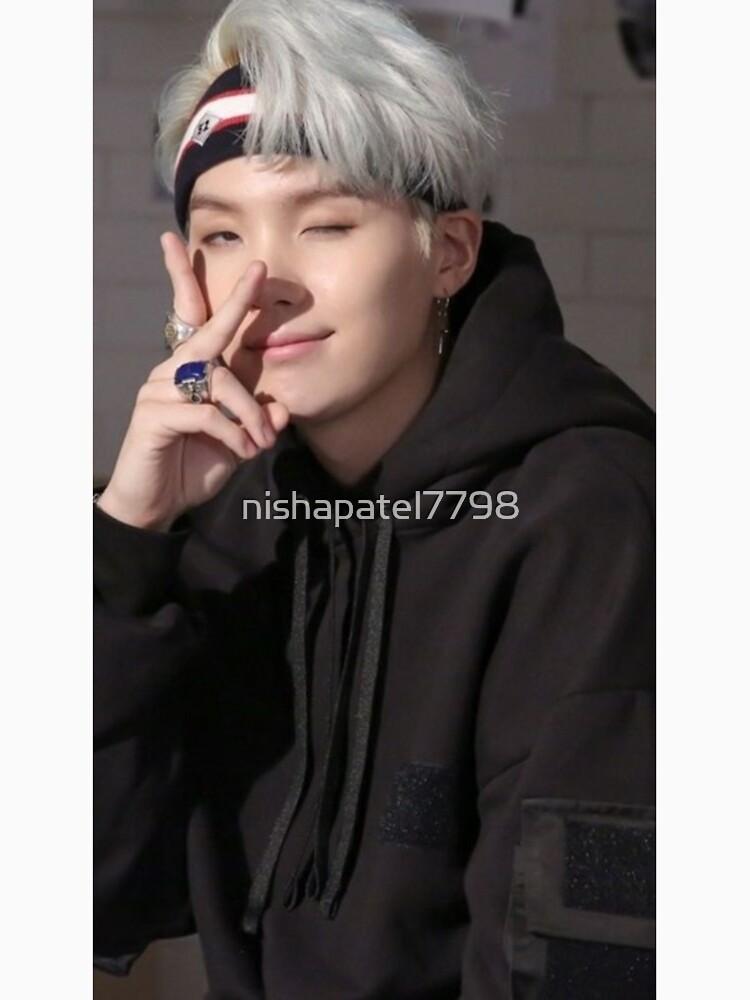 BTS Suga by nishapatel7798