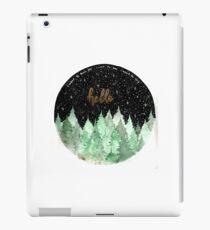Vinilo o funda para iPad árboles