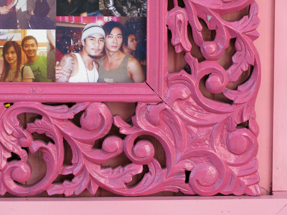 pink by vajasquared