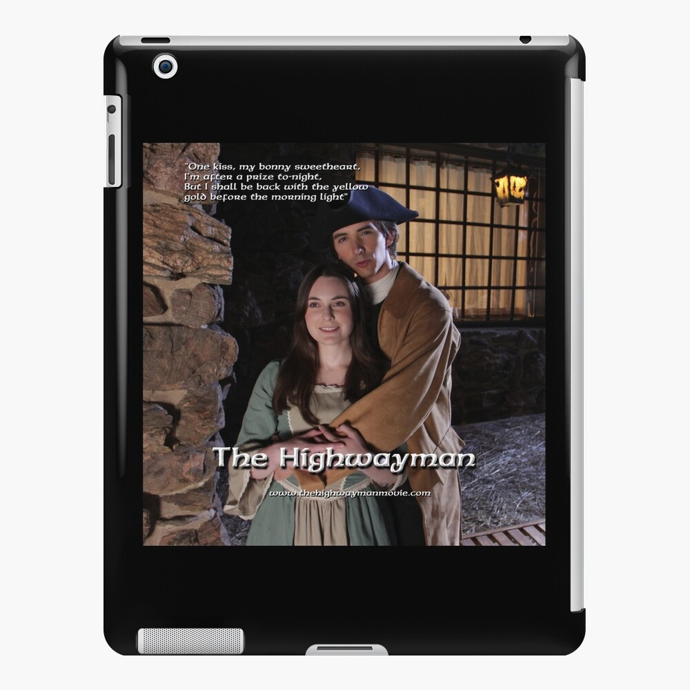 One Kiss My Bonny Sweetheart iPad Case & Skin