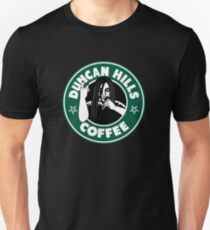 Duncan Hills Coffee Unisex T-Shirt