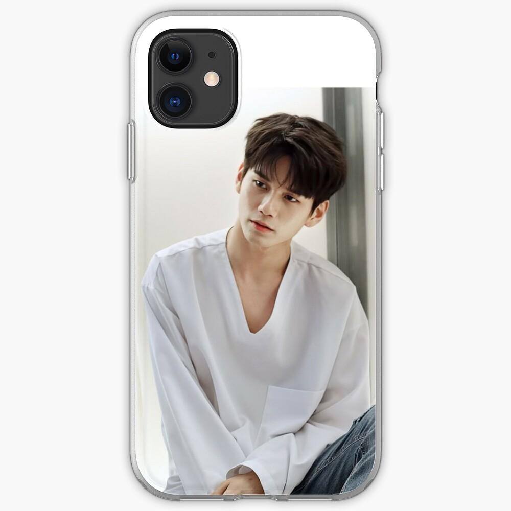 Möchte One Ong Seong Woo iPhone Flexible Hülle