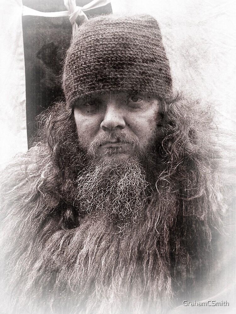 Viking in York #67, Jon Helgi Thorisson by GrahamCSmith