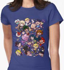 Class 1A!!! Women's Fitted T-Shirt