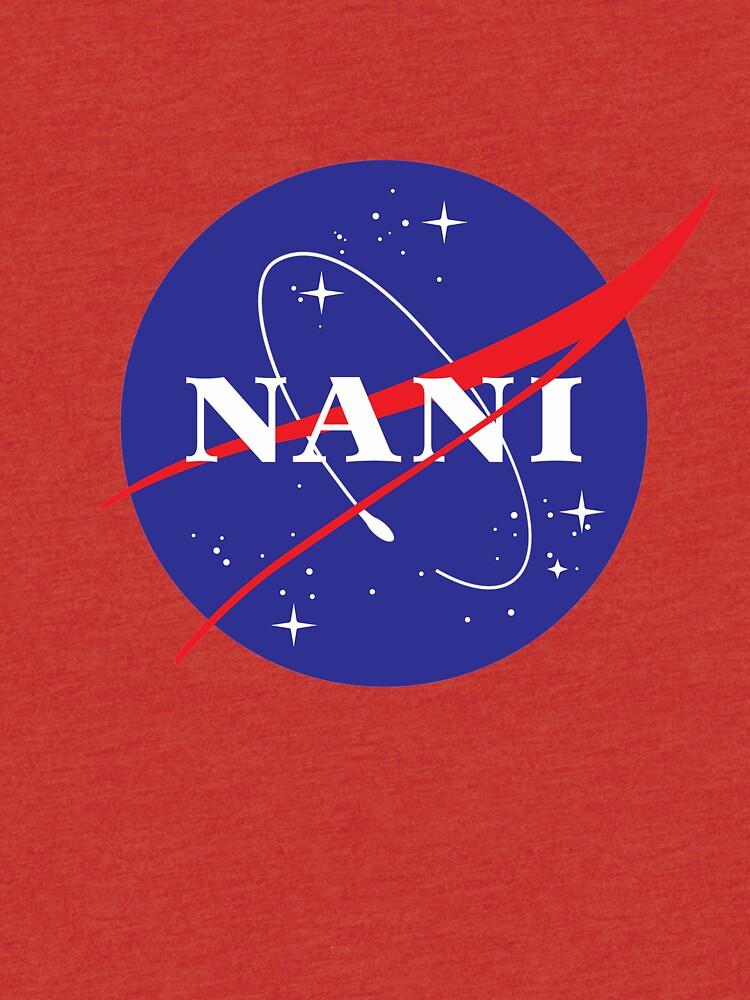 NANI NASA logo by dishess