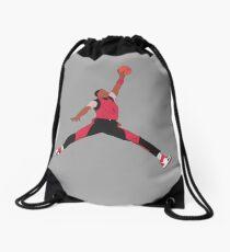 Michael Jordan, The Jumpman Drawstring Bag