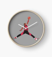 Michael Jordan, The Jumpman Clock