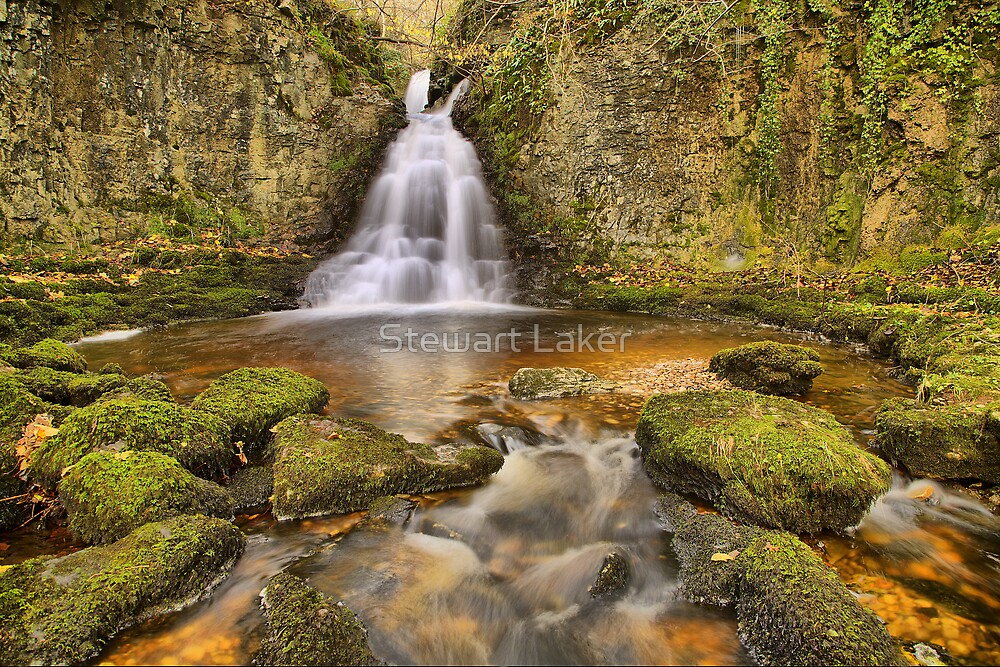 Crook Gill Force by Stewart Laker