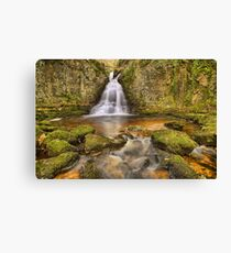 Crook Gill Force Canvas Print