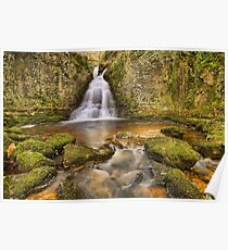 Crook Gill Force Poster