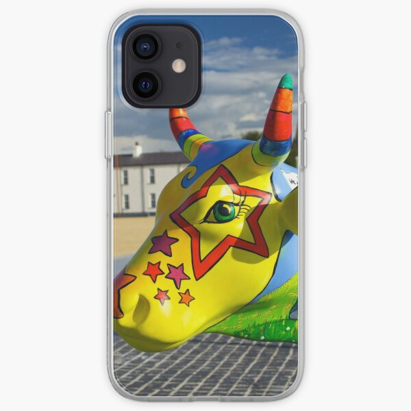 Play Trail - Asperations Cow, Ebrington iPhone Soft Case