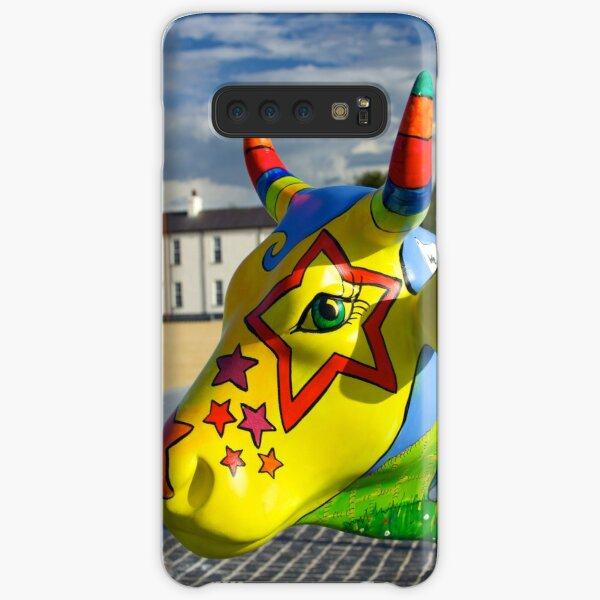 Play Trail - Asperations Cow, Ebrington Samsung Galaxy Snap Case