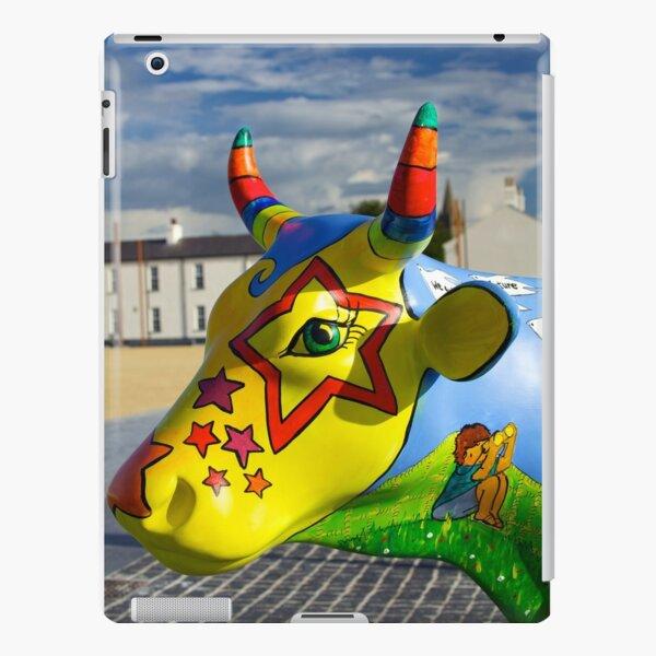 Play Trail - Asperations Cow, Ebrington iPad Snap Case