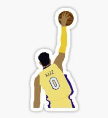 Kyle Kuzma Sticker