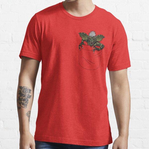 Gremlin pocket Essential T-Shirt