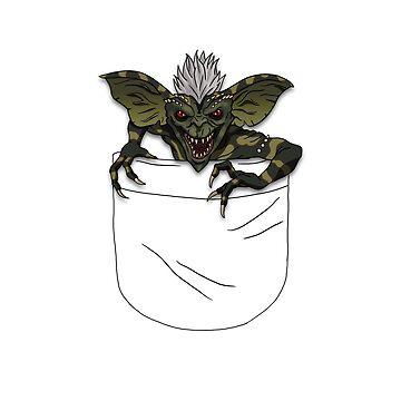 Gremlin pocket by CCCDesign